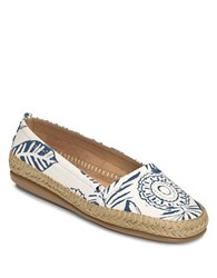 Aerosoles Solitaire Espadrille Flats Natural Gold