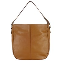 John Lewis Stanley Leather Hobo Bag
