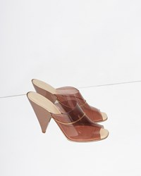 Christophe Lemaire Sandals Smoked Pink