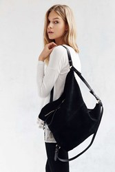 Kimchi And Blue Kimchi Blue Convertible Backpack Hobo Bag Black