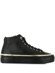 Tommy Hilfiger Shearling Lining Sneakers Black
