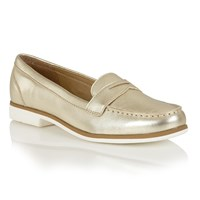 Lotus Lilou Ii Loafers Gold