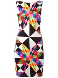Mara Hoffman Geometric Print Dress