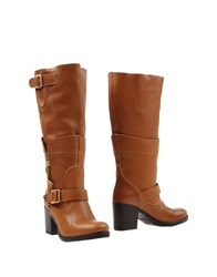 Fornarina Boots Brown