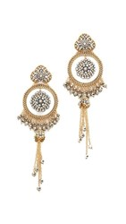 Miguel Ases Rylie Earrings Gold