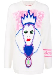 Iceberg Wicked Queen Knit Sweater 60