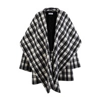 Balenciaga Wool Coat With Stand Up Collar 1001
