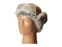 Columbia Nobel Falls Ii Trapper Delta Corduroy Cold Weather Hats Brown