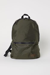 Handm Foldable Backpack Green