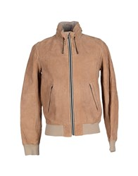 Collection Priv E Coats And Jackets Jackets Men Camel