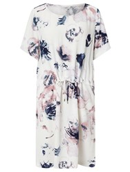 Minimum Janett Floral Print Dress White