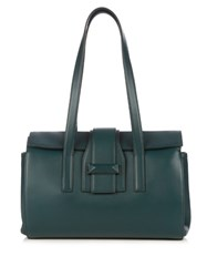 Max Mara A Tote Bag Green