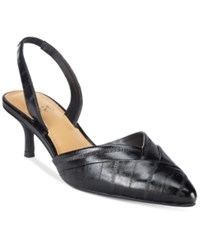 Impo Eilis Pointed Toe Pumps Women's Shoes Black