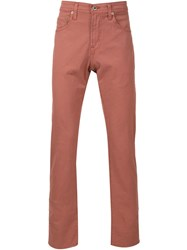 Ag Jeans 'The Matchbox' Jeans Red