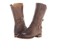 Lucchese Kate Whiskey Cowboy Boots Brown