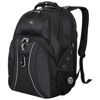 Wenger Scansmart Laptop Backpack Black