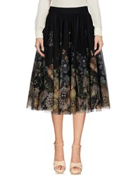 Ted Baker 3 4 Length Skirts Black