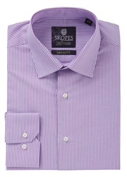 Skopes Formal Shirt Lilac