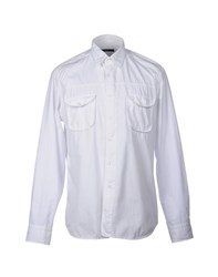 Siviglia Shirts Long Sleeve Shirts Men