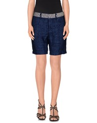 Maison Clochard Bermudas Blue
