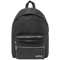 A.P.C. Camden Backpack Black