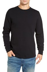 Threads For Thought Men's Double Knit Long Sleeve Thermal T Shirt