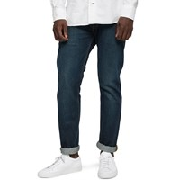 Hawksmill Denim Slim Tapered Dark Wash Organic Blue