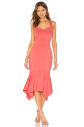 Elliatt Glasshouse Dress Pink