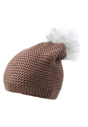 Only Onlothilde Hat Deep Taupe