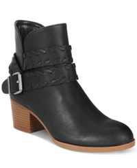 Styleandco. Style Co. Dyanaa Booties Only At Macy's Women's Shoes Black
