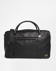 Fred Perry Scotch Grain Overnight Bag