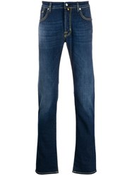 Jacob Cohen Low Rise Slim Fit Jeans 60