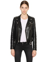 Blk Dnm Jacket 1 In Leather