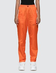 Heron Preston Nylon Pants Orange
