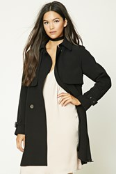 Forever 21 Belted Trench Coat