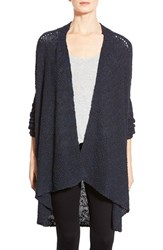 Women's Bobeau High Low Swing Cardigan