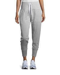 Vimmia Soothe Zip Pocket Jogger Pants Light Gray
