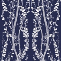 Tempaper Branches Removable Wallpaper Black