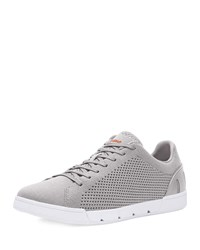 Swims Breeze Knit Trainer Sneakers Gray