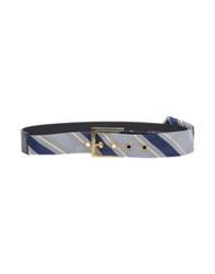 Frankie Morello Belts Black