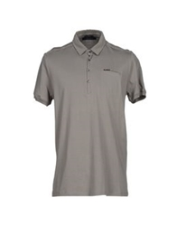 Guess By Marciano Polo Shirts Khaki