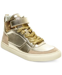Madden Girl Madden Girl Adorree High Top Sneakers Women's Shoes