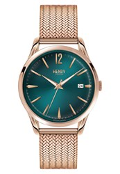 Henry London Stratford Watch Mallard Dark Green