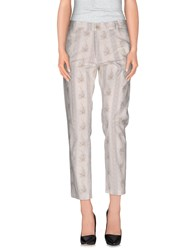 Local Apparel Trousers Casual Trousers Women White