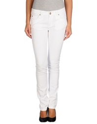 Love Moschino Casual Pants White