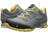 Ahnu Sugarpine Monument Women's Hiking Boots Gray