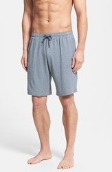 Derek Rose Microfiber Lounge Shorts Charcoal