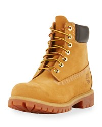 Timberland 6 Premium Waterproof Hiking Boot Tan Taupe