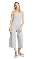 Nation Ltd. Ltd Benni Jumpsuit Heather Grey