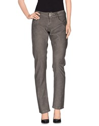 Freddy The Club Trousers Casual Trousers Women Grey